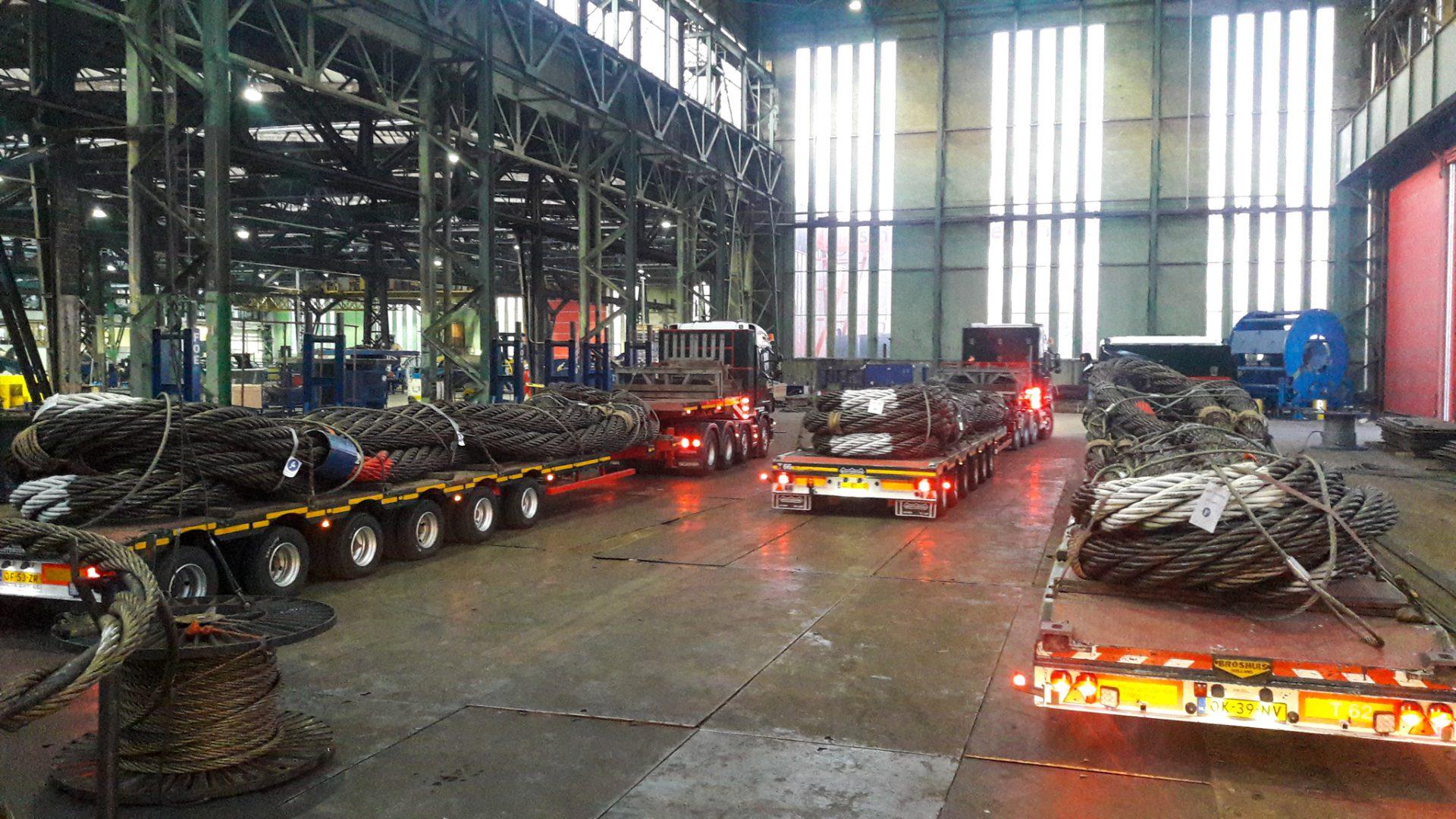 Zwaar Transport Rotterdam 1