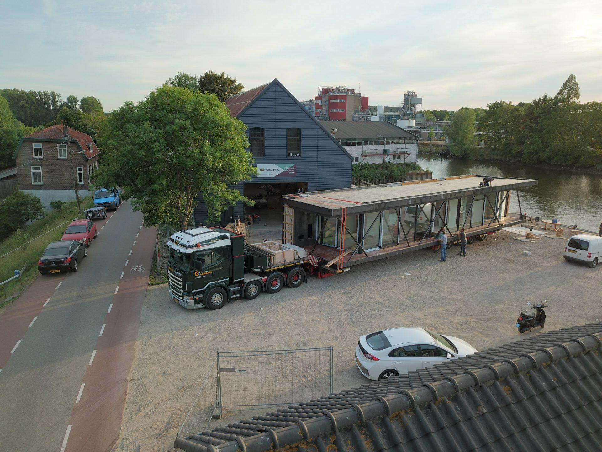 Exceptioneel transport Nederland